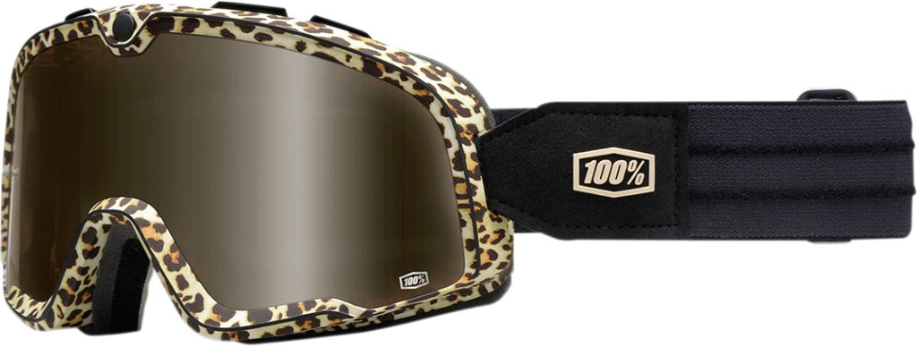 100% Barstow Legend Carlton Goggles w/Bronze Lens