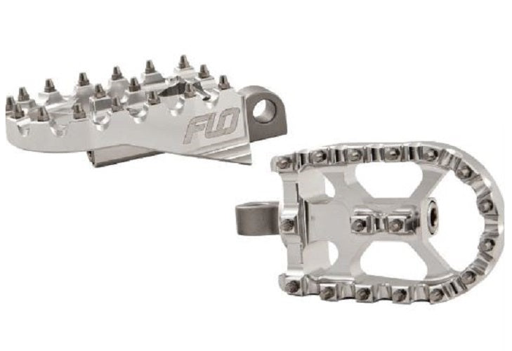 Flo Motorsports Moto Style Foot Pegs for Harley
