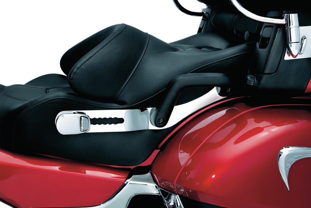 Kuryakyn 8930 Revolution Driver Backrest