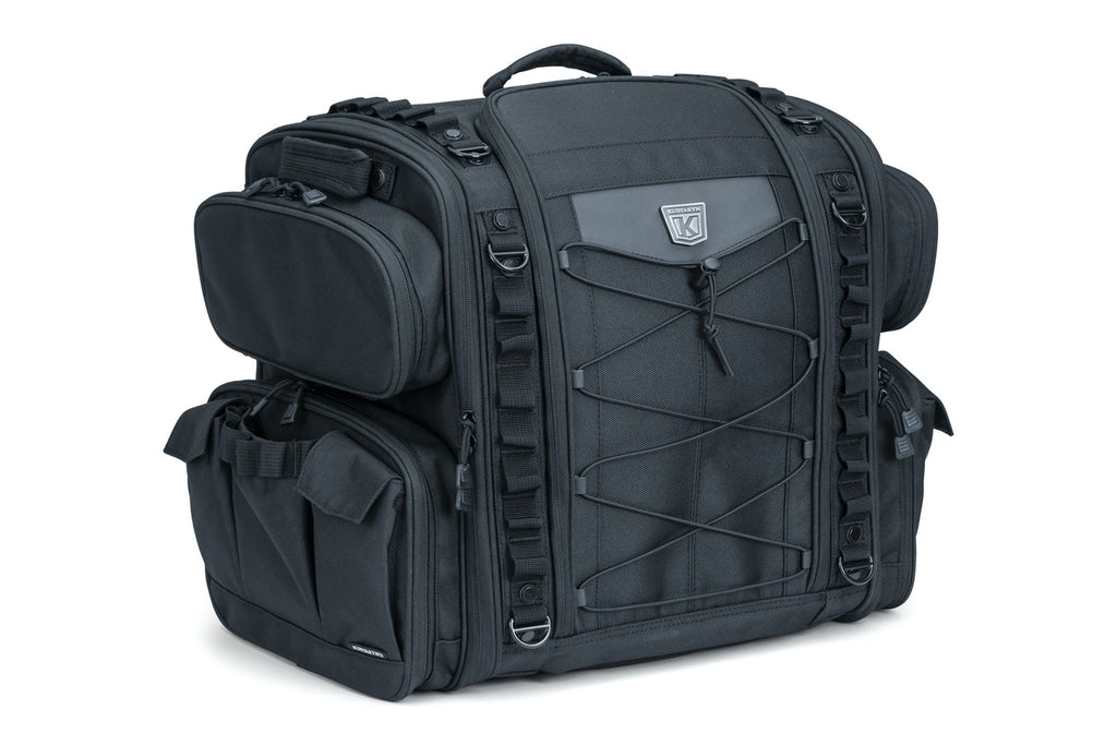 Kuryakyn 5284 Momentum Road Warrior Bag