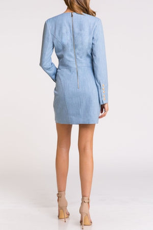 Trailblazer Chambray Dress