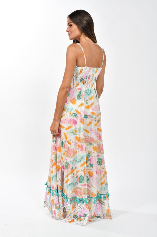 Juliette Maxi Dress