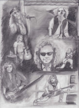 Load image into Gallery viewer, Jack Blades (Night Ranger)