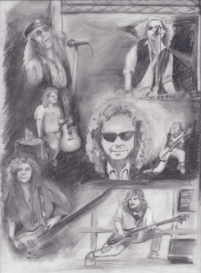 Jack Blades (Night Ranger)