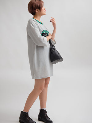 """Kuu"" Long Tee Dress"
