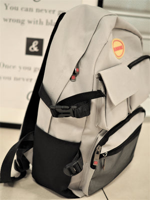 Basic Pockets Backpack