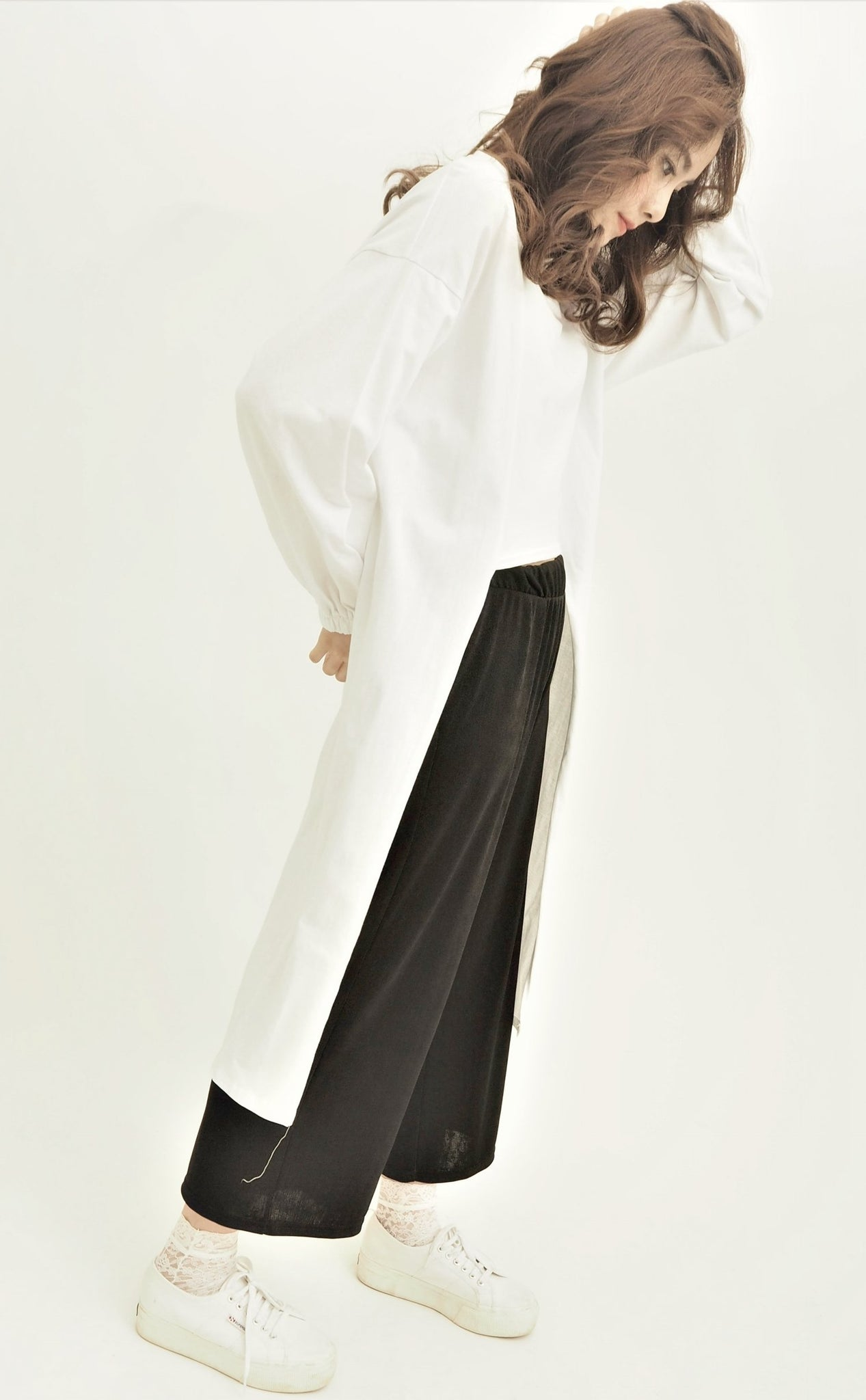 Waterfall Long Tee