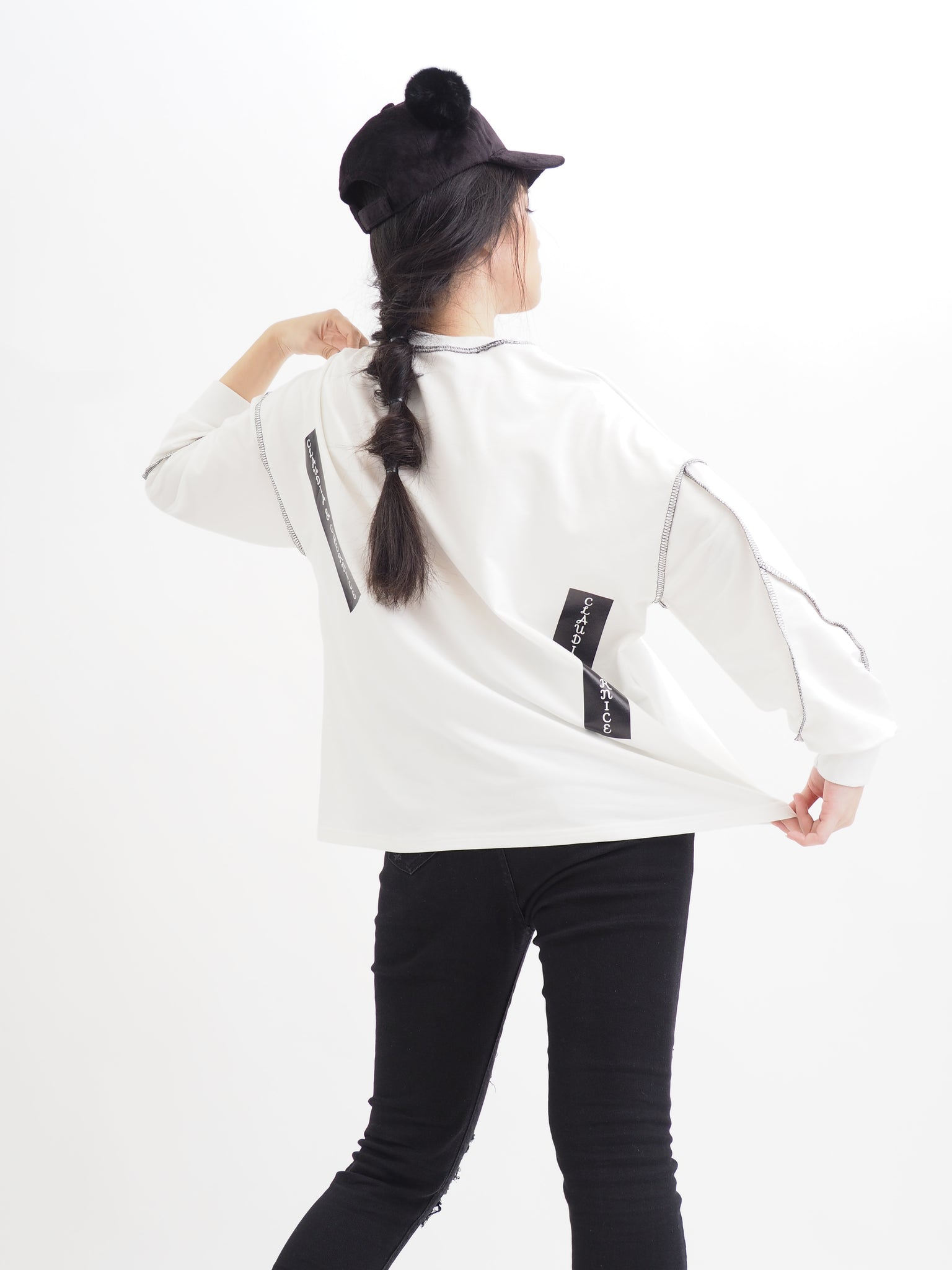 Mono Original Inverted Pullover