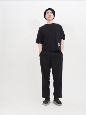 Statement Black - Cotten Shirt