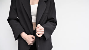2 Buttons Smart Casual Coat