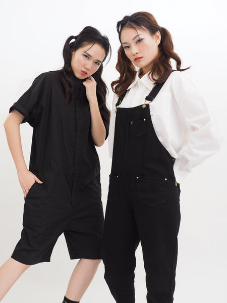 2 Pocket Bucket Jumpsuit