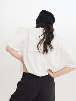 Baggy Asymmetrical Blouse