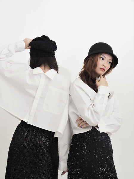 New Niche Both Back & Front Dolly Blouse