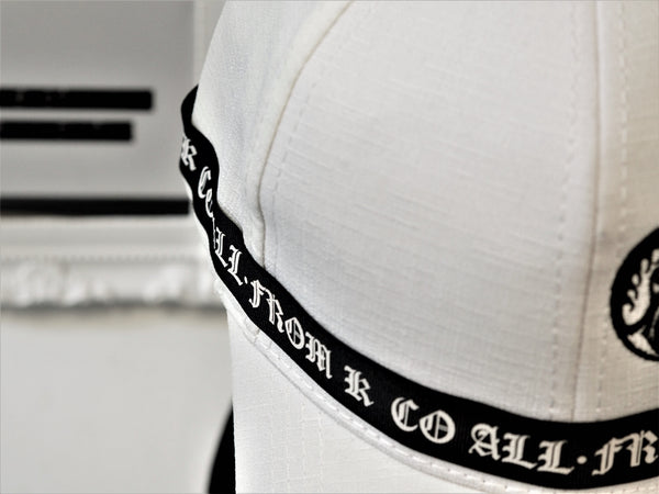 Signature hats - Script Band x Laced Cap