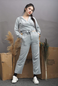 Stylish Comfy Overall Set