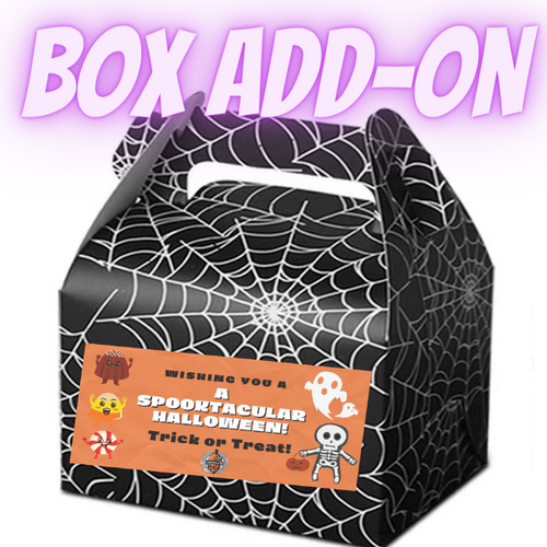Spooky Trick or Treat Box - Build Your Own