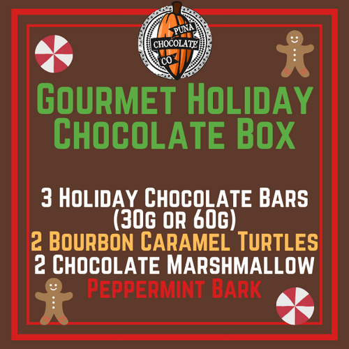 Gourmet Holiday Chocolate Box