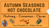 Autumn Spice - Hot Chocolate Powder Mix