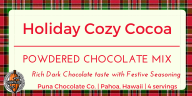 Holiday Cozy Cocoa - Hot Chocolate Mix