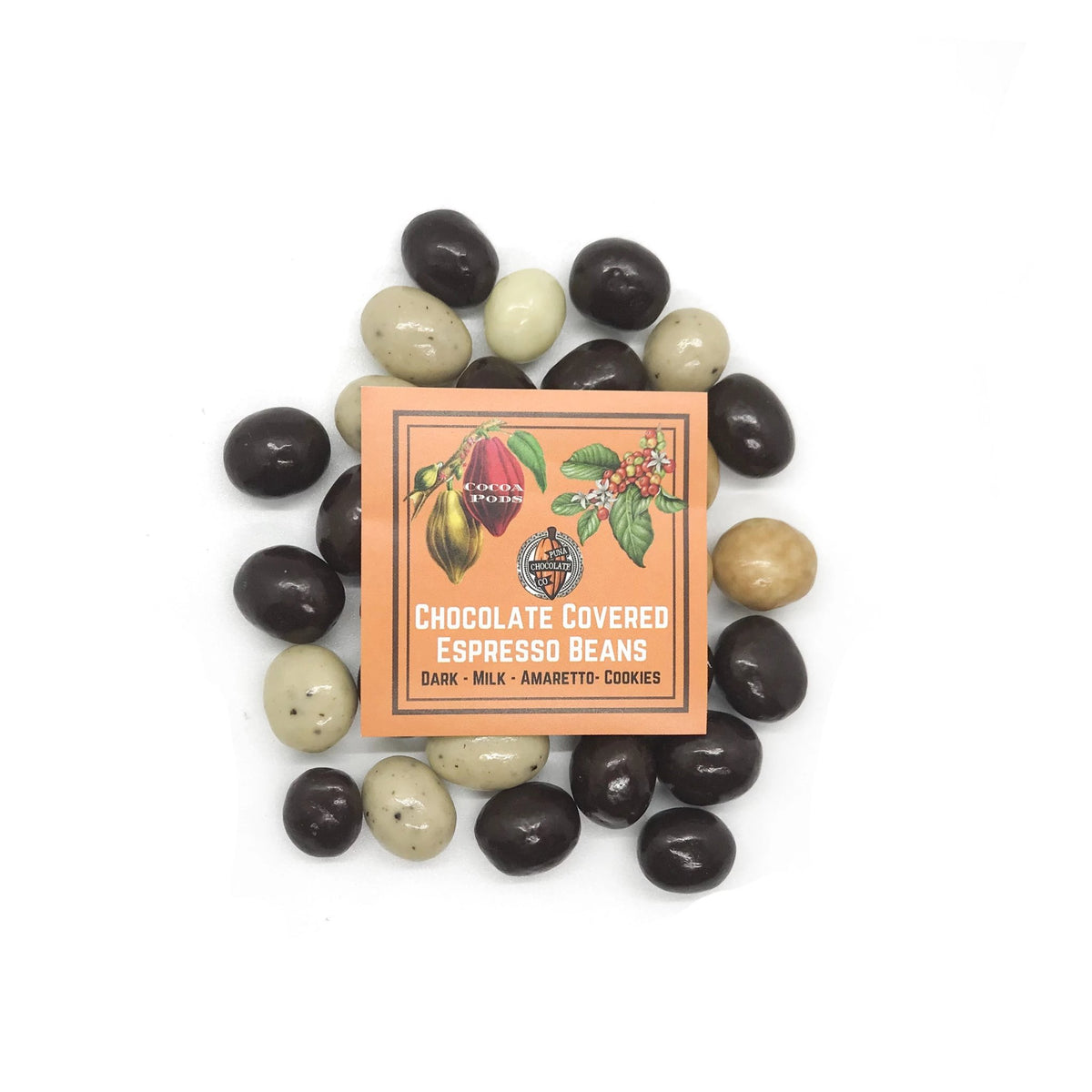 Assorted Chocolate Covered Espresso Beans