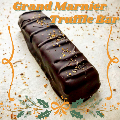 Grand Marnier Truffle Bar