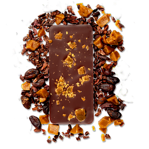 North Shore - Molasses Toffee Milk Chocolate