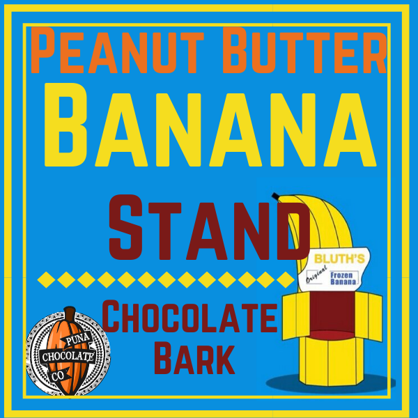 Peanut Butter Banana Stand Bar