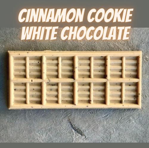 Cinnamon Cookie White Chocolate