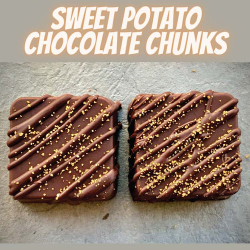 Sweet Potato Chocolate Chunks