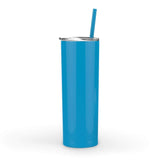20oz State Tumbler with Straw (Customization Available)