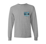 Jocassee Wild Child Long Sleeve Adult and Youth Unisex Shirt