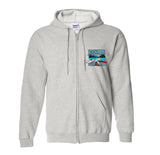 Jocassee Lake Tour Long Sleeve Adult Unisex Light Jacket