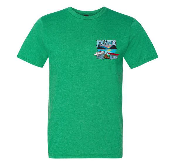 Jocassee Lake Tour Youth Unisex Shirt (Front Print Only)