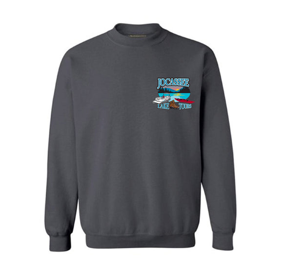 Jocassee Lake Tour Adult Unisex Sweatshirt