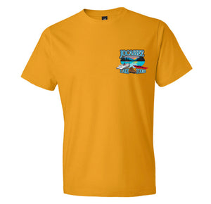 Jocassee Lake Tour Adult Unisex Shirt (Front and Back Print)