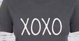 Valentine's XOXO Love Ladies' Short Sleeve Shirt