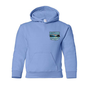 Jocassee Wild Child Long Sleeve Youth Unisex Hoodie