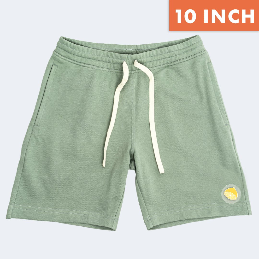 "10"" Lemon Lounge Shorts"