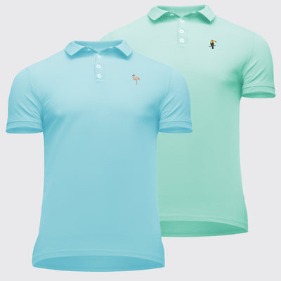 Polo Tee Duo Pack 2
