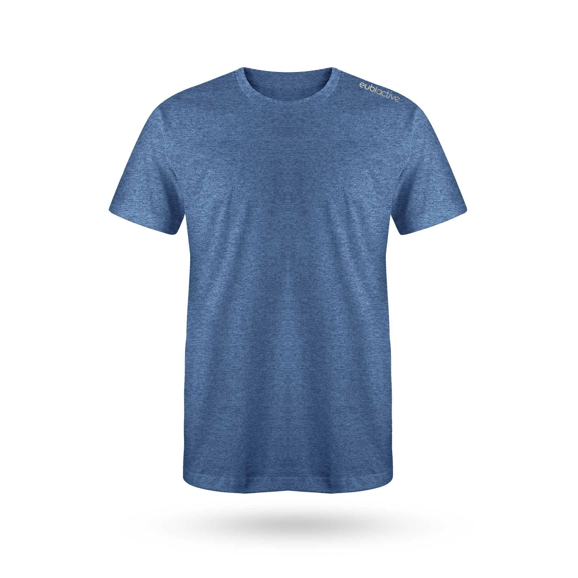 Featherlite Active Tee - Navy Blue