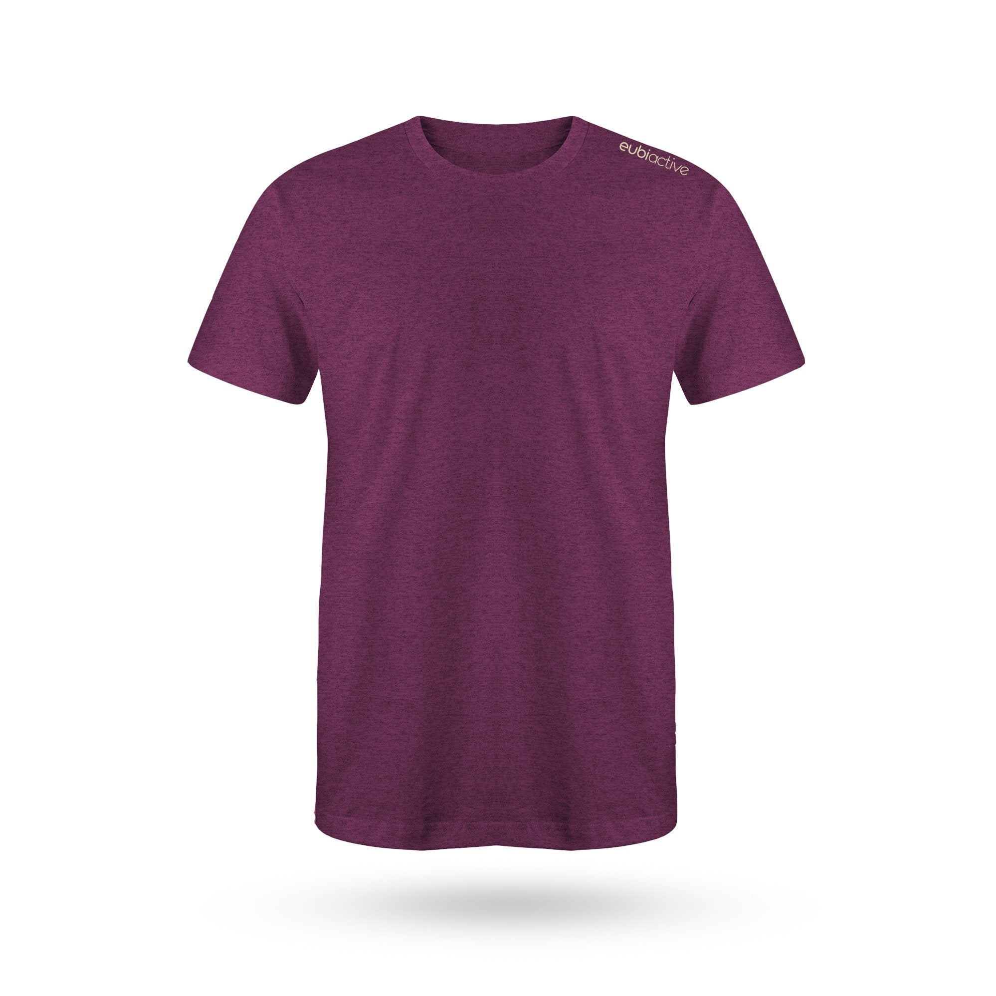 Featherlite Active Tee - Burgundy