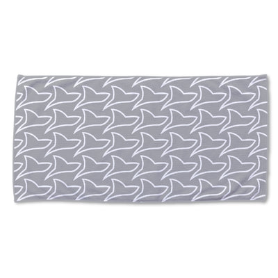 Palm Trees Sand Free Beach Towel