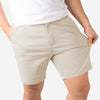 Sandy Brown All Day Shorts 2.0 (Stretch)