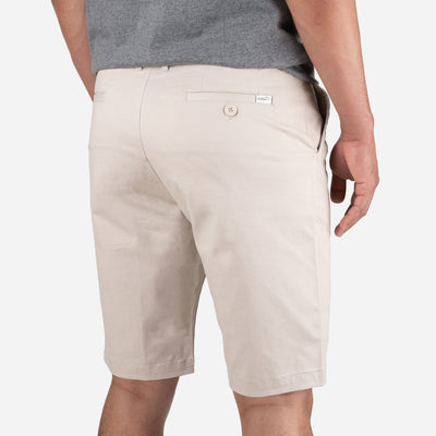 "11"" Sandy Brown Chino Shorts"