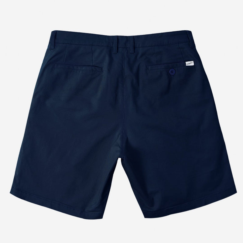 "9"" Midnight Blue All Day Shorts 2.0 (Stretch)"