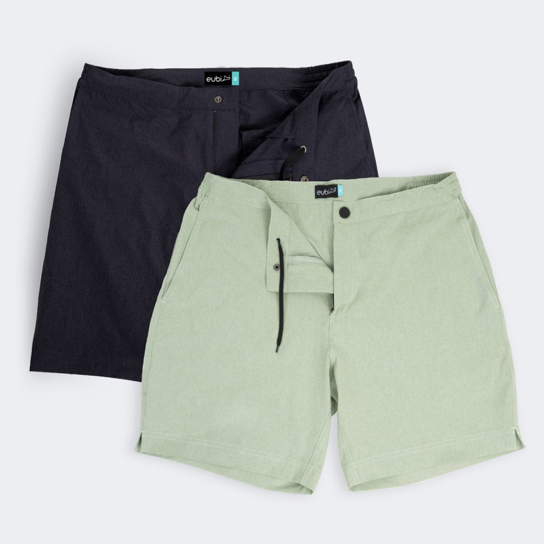 Navy Blue + Mint Green Duo Pack