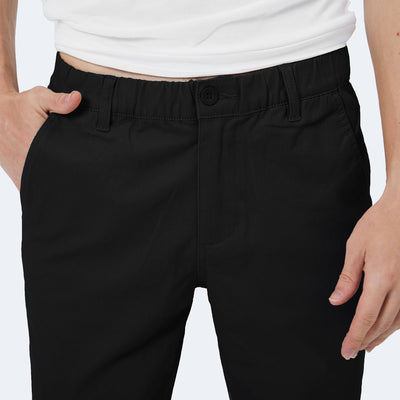 "[SALE] 28"" Flex All Day Joggers - Solid Black"