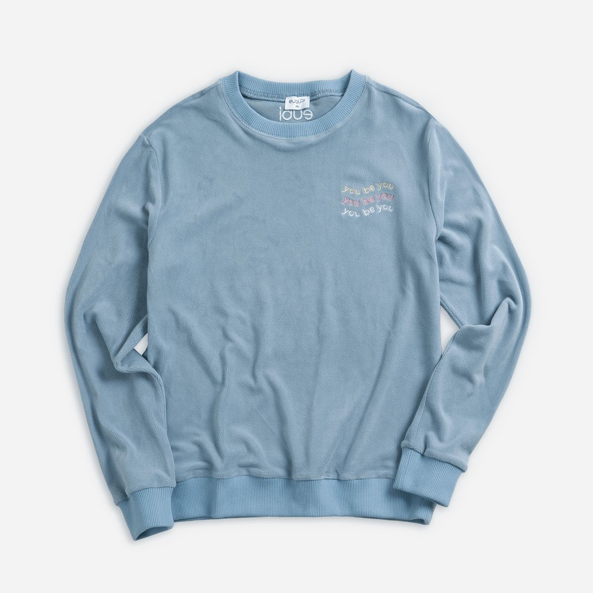 SoftAF Blue Sweatshirt