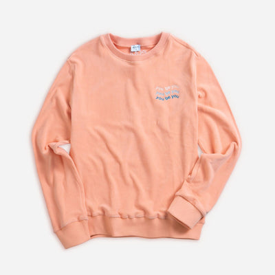 SoftAF Coral Sweatshirt