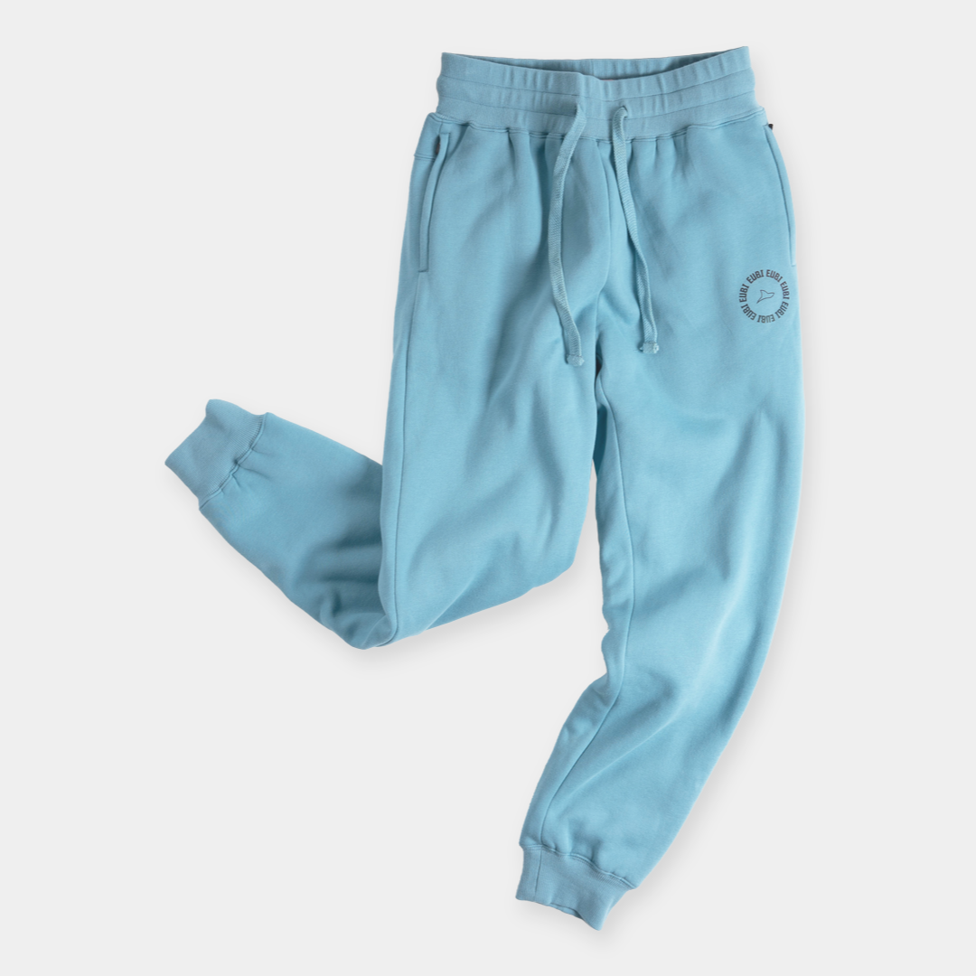 [PRE-ORDER] Ocean Blue Softism Trackpants